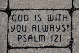 God is always with you