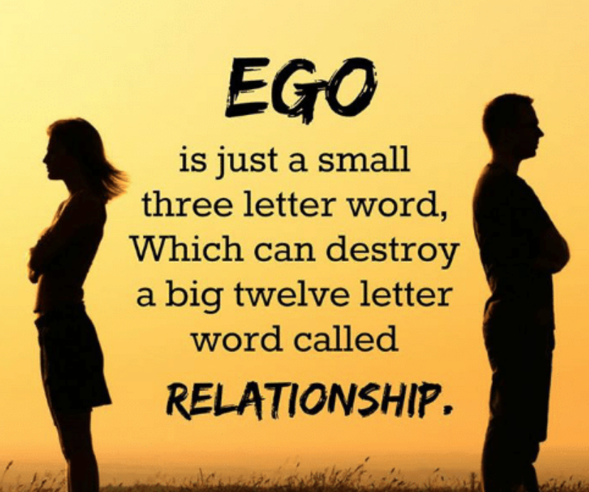 How Ego Kills Relationships |