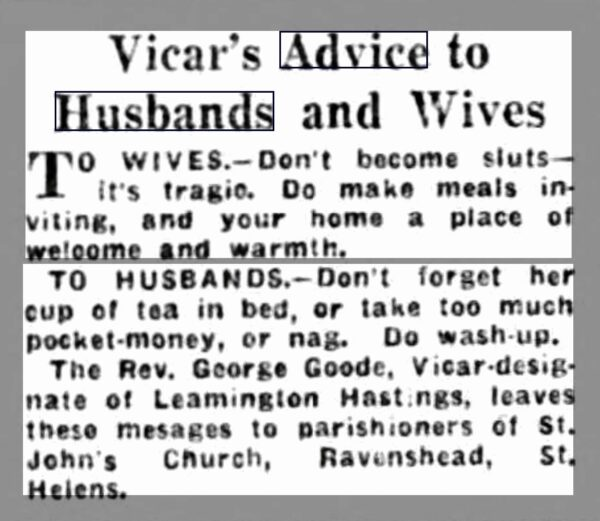 marriage advice older
